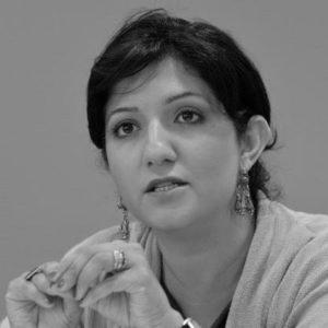 Informatica e presidente dell'Associazione PONTES dei tunisini in Italia